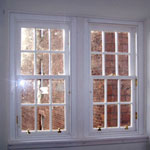 sash casement windows installed by GW Joiners.