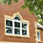 upvc windows installed by GW Joiners Ltd.